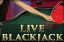 Live MP Blackjack