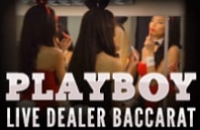 Playboy Live Baccarat