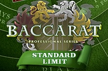 Game: Baccarat Pro - Standard Limit