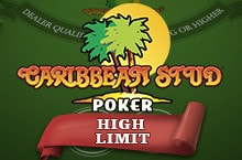 Game: Caribbean Stud - High Limit